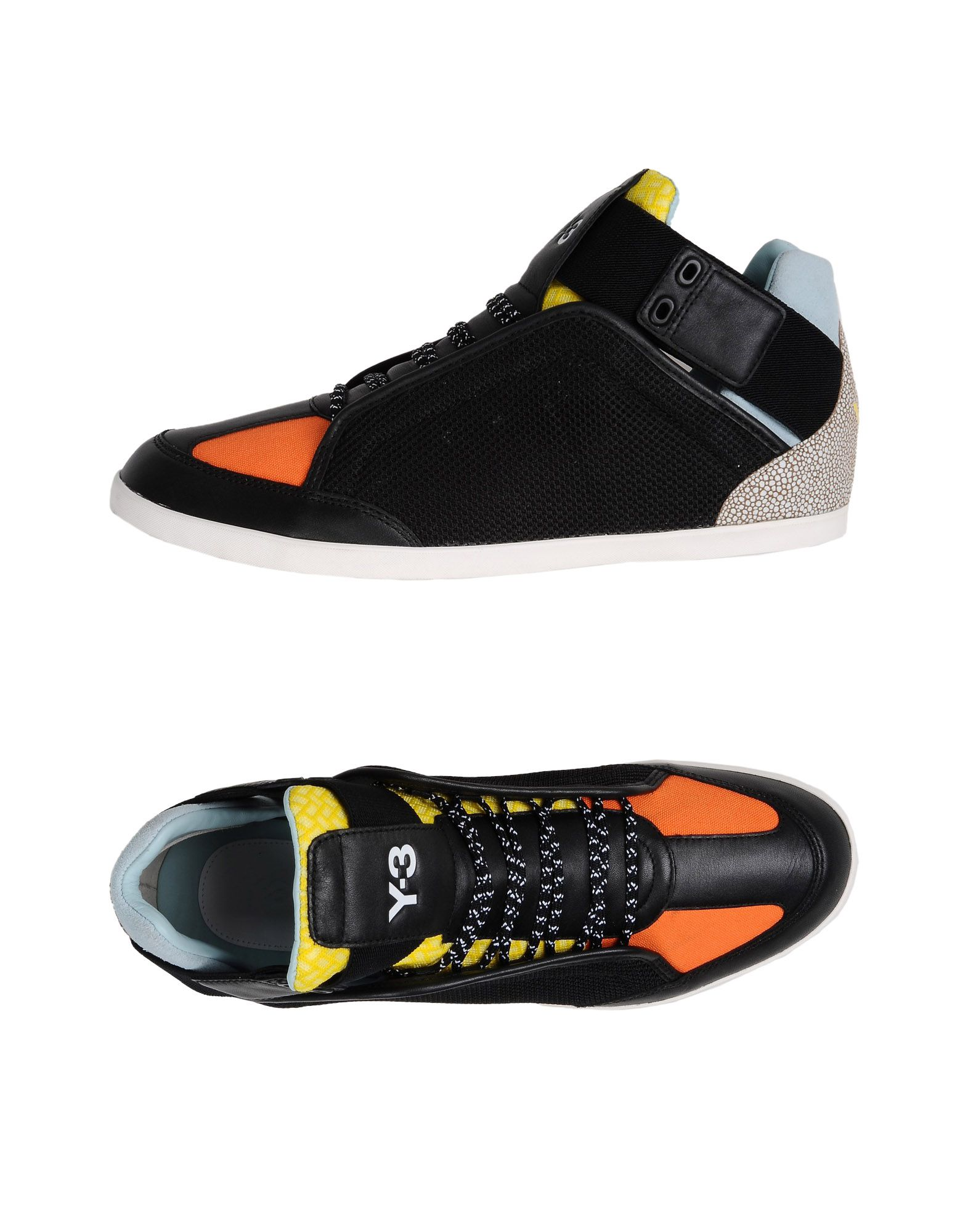 Y-3 Высокие кеды и кроссовки bw® высокие кеды и кроссовки page 3