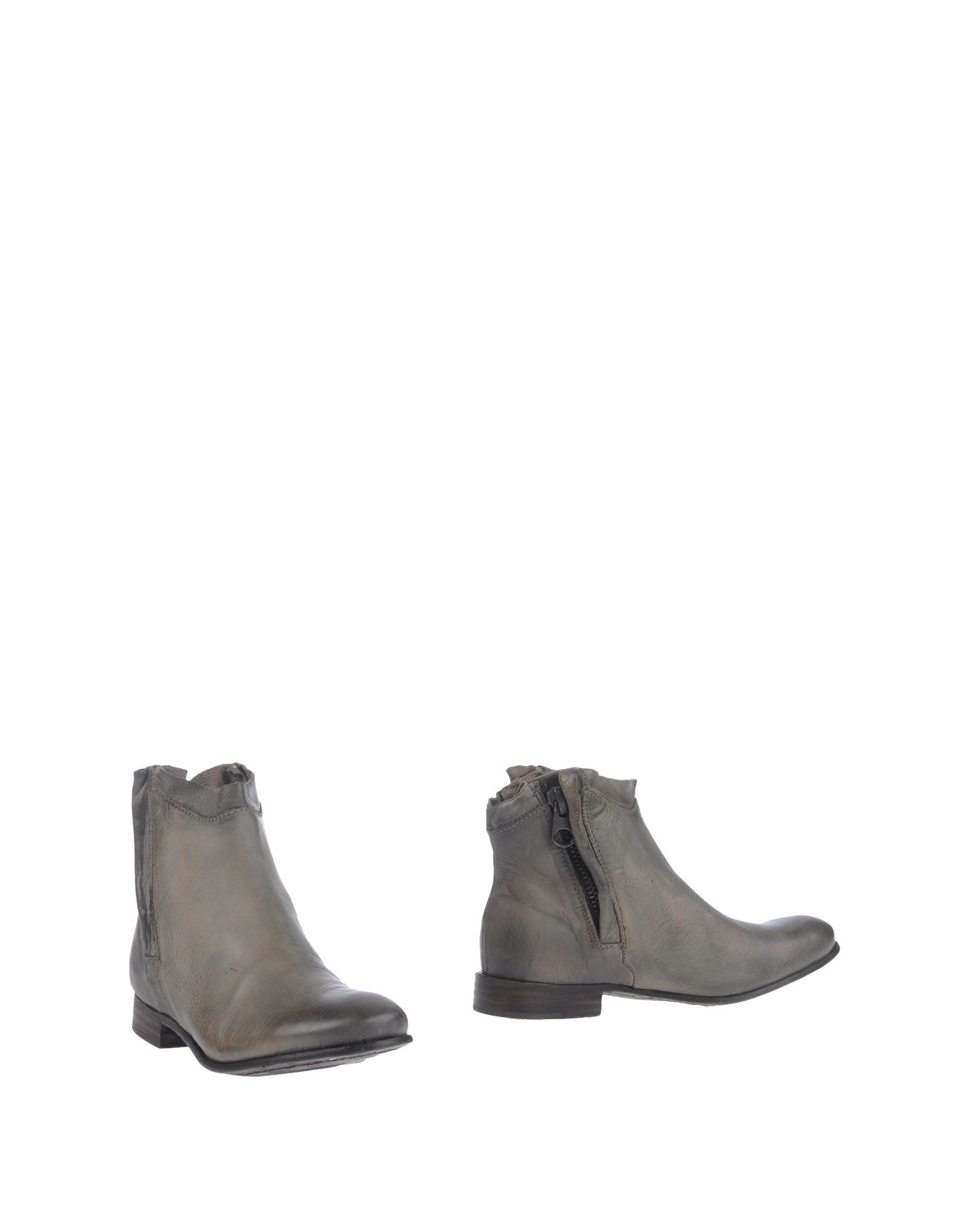 NYLO Ankle Boot in Military Green
