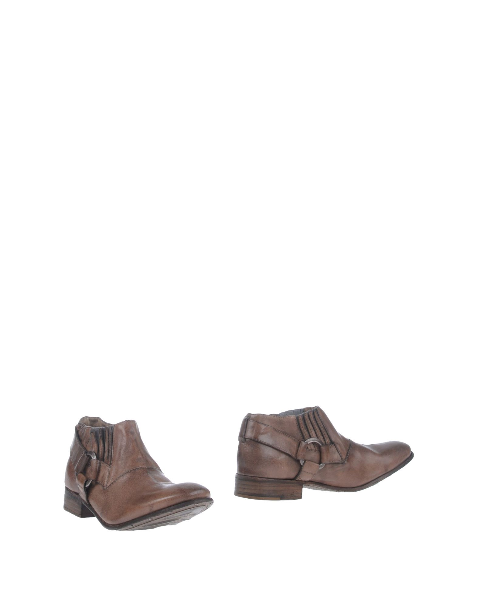 NYLO Ankle Boot in Camel