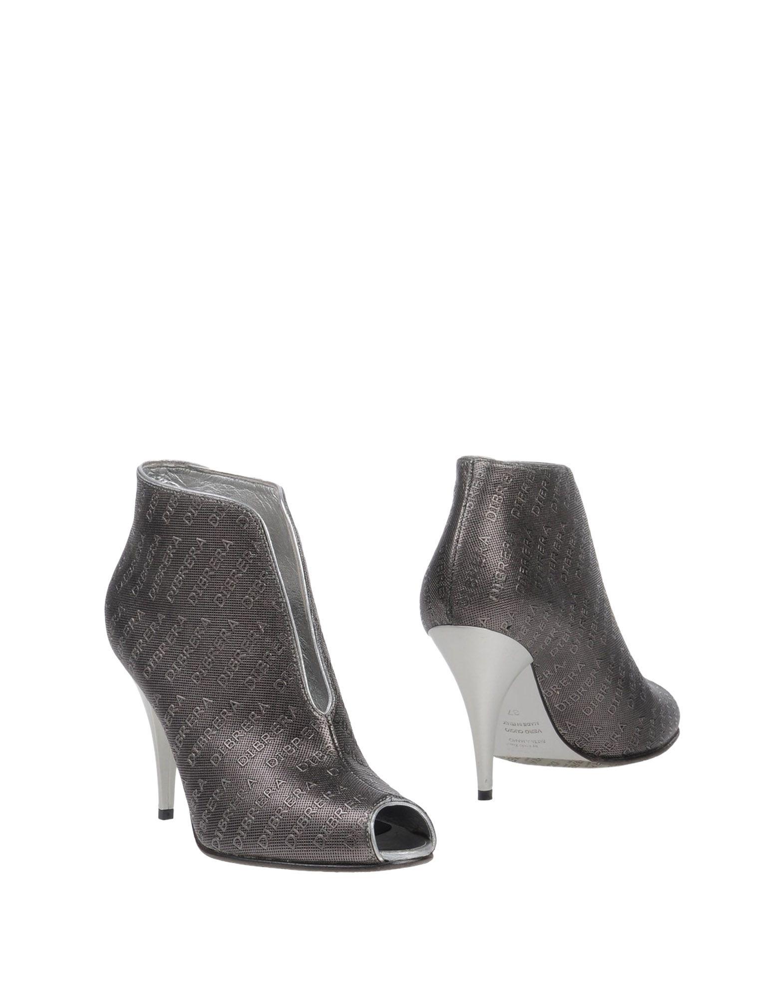 DIBRERA BY PAOLO ZANOLI Полусапоги и высокие ботинки dibrera by paolo zanoli мюлес и сабо