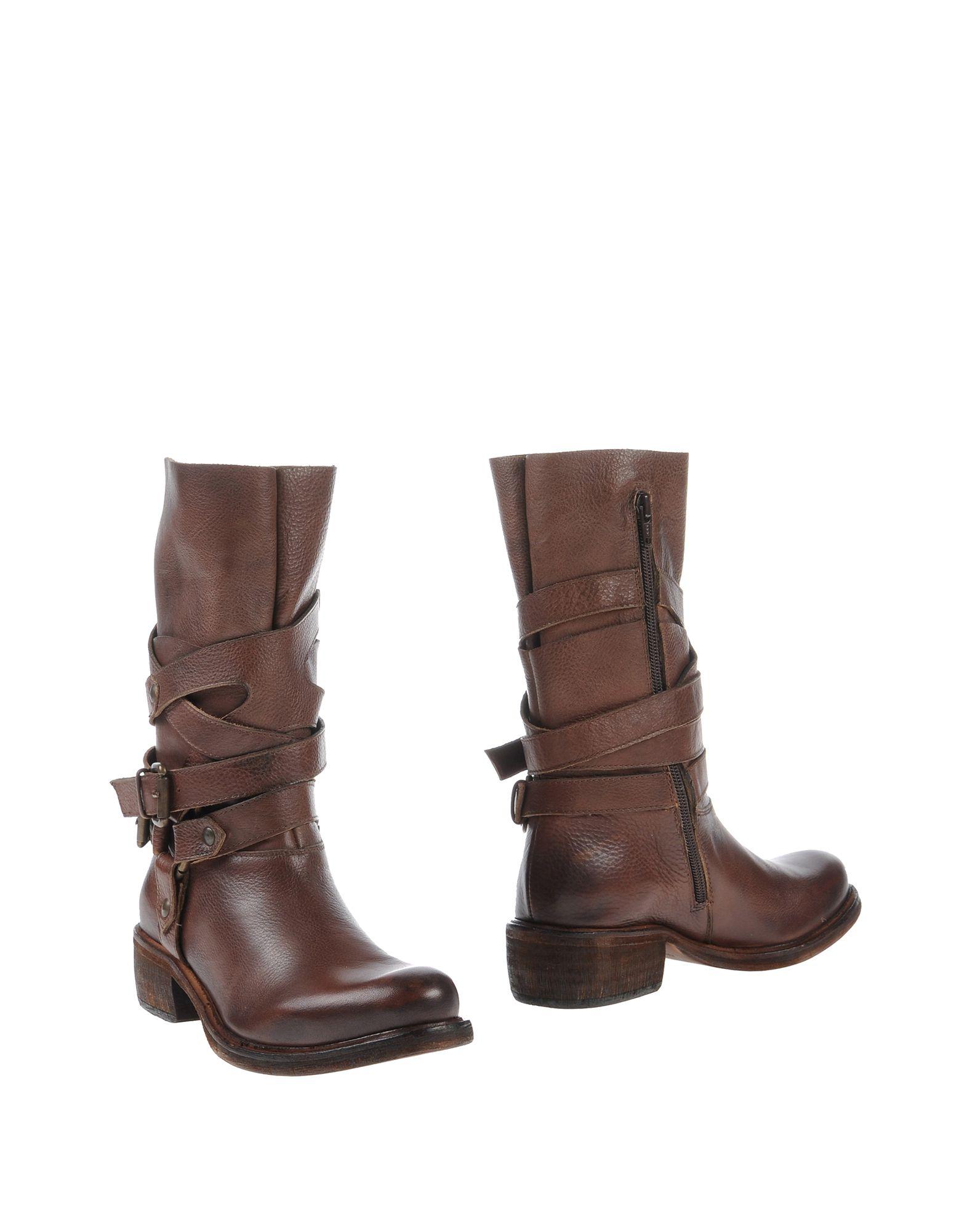 BRYAN BLAKE Полусапоги и высокие ботинки цены онлайн