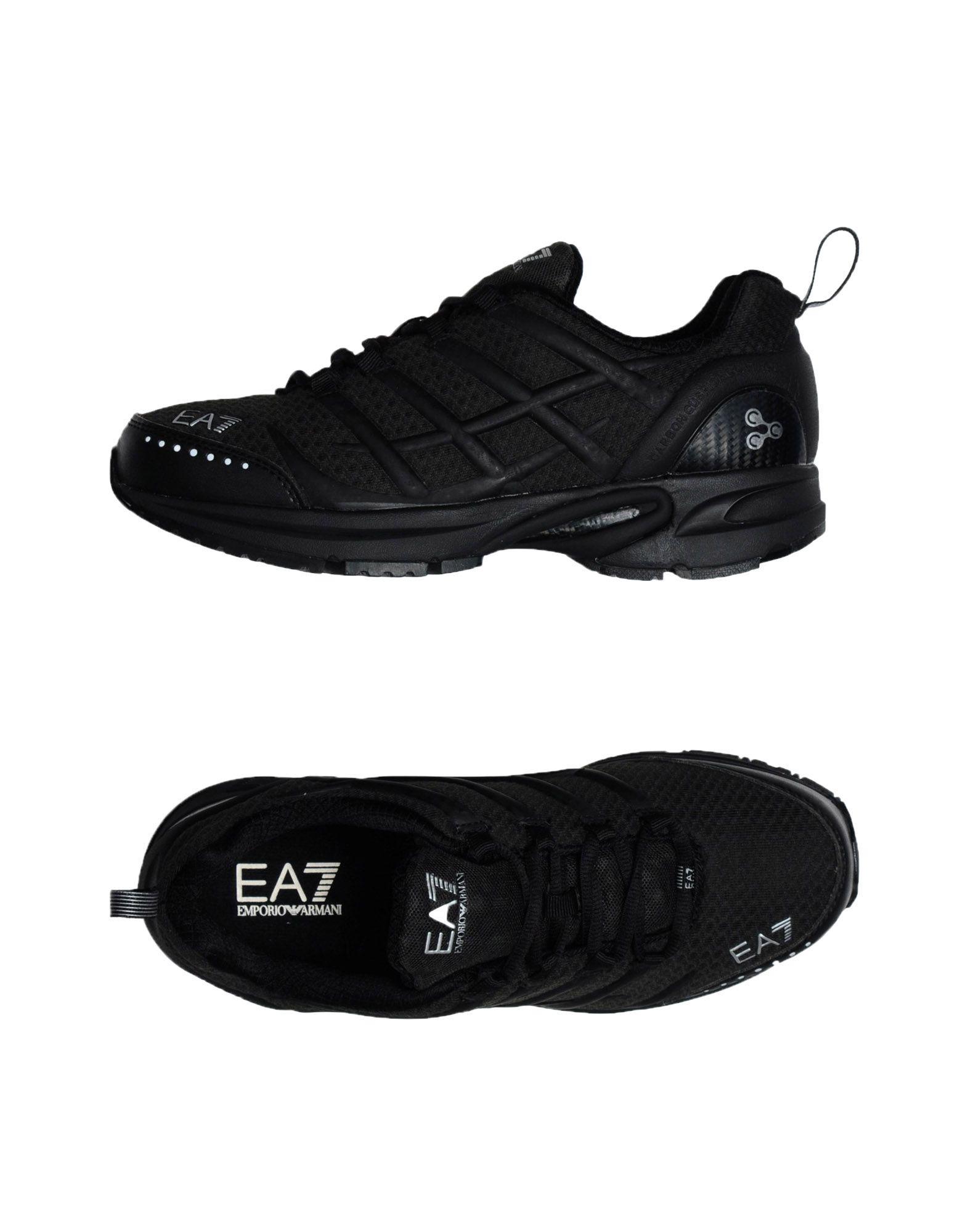 EA7 Низкие кеды и кроссовки кеды ea7 ea7 ea002auboeb2
