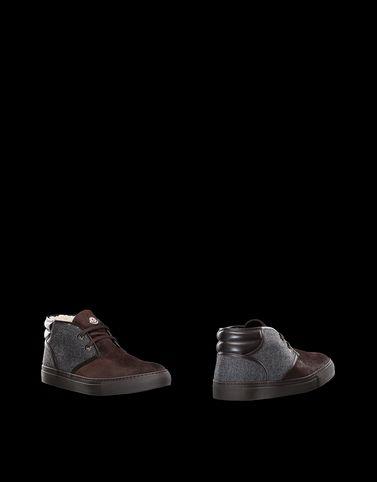 Moncler Laced shoes U LA SORBONNE