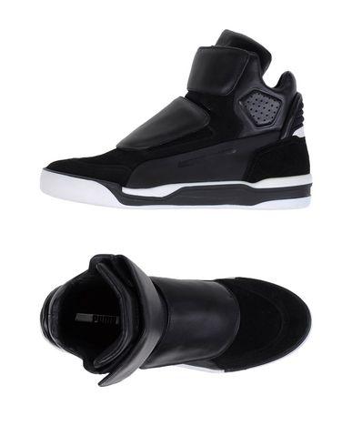 Высокие кеды и кроссовки McQ PUMA 11085426GF