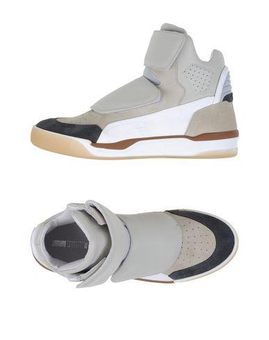 Высокие кеды и кроссовки McQ PUMA 11085837CP