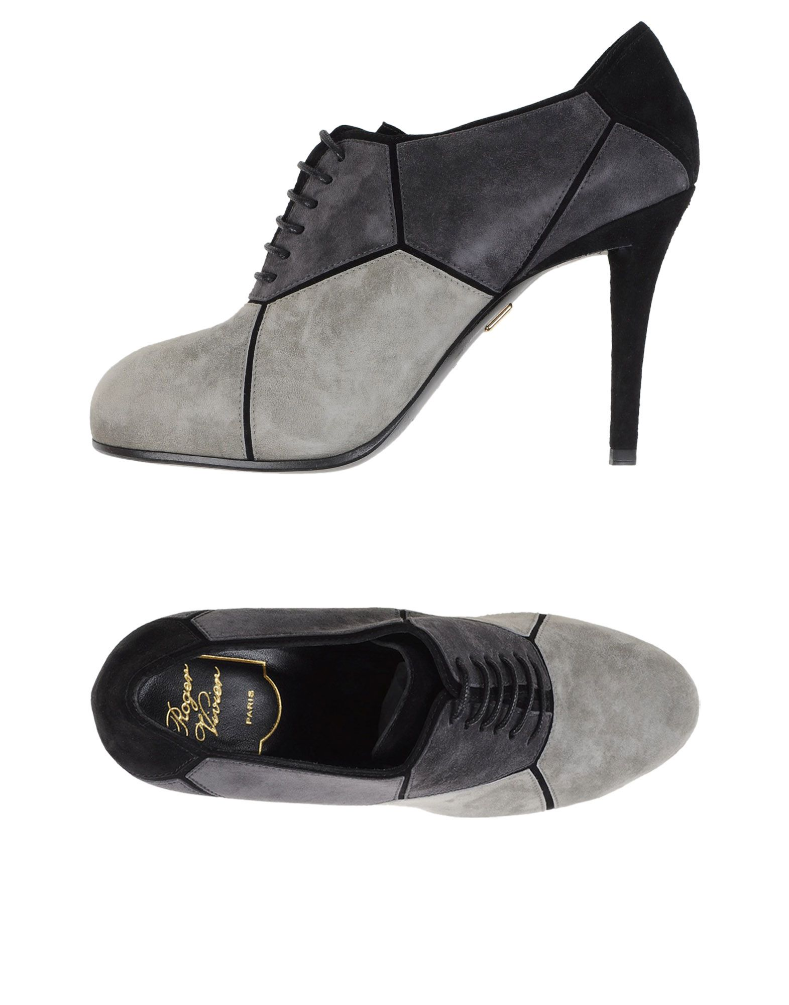 ROGER VIVIER Обувь на шнурках цены онлайн