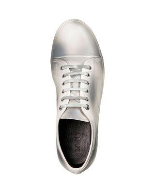 LANVIN DBB1 SOFT CALFSKIN SNEAKER Sneakers U d