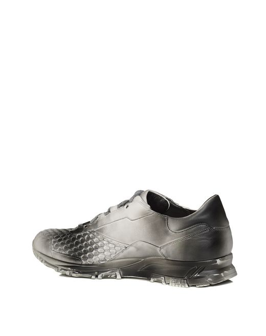 lanvin soft calfskin cross-trainer men