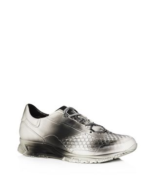 LANVIN SOFT CALFSKIN CROSS-TRAINER Sneakers U f