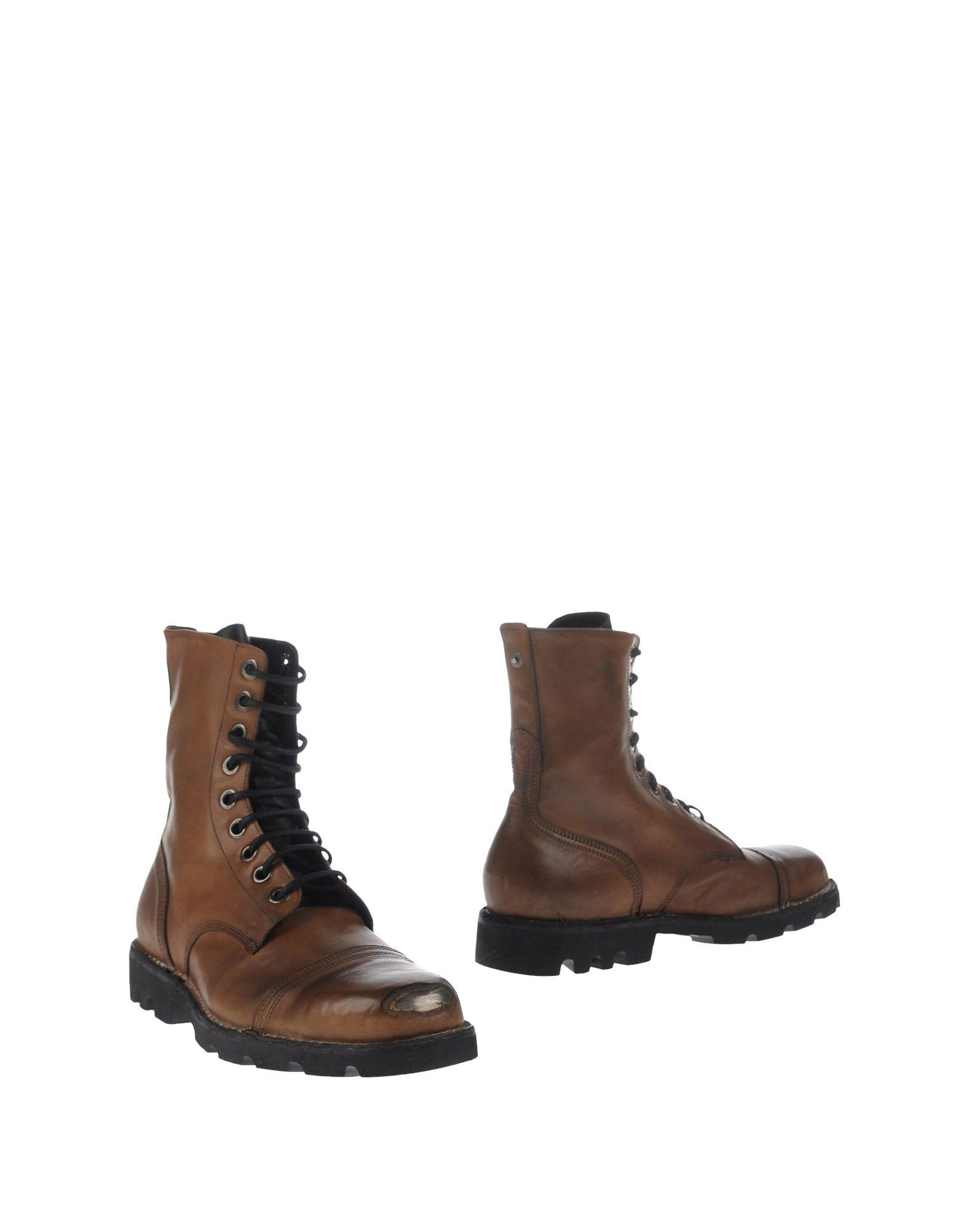 DIESEL Полусапоги и высокие ботинки just cavalli полусапоги и высокие ботинки