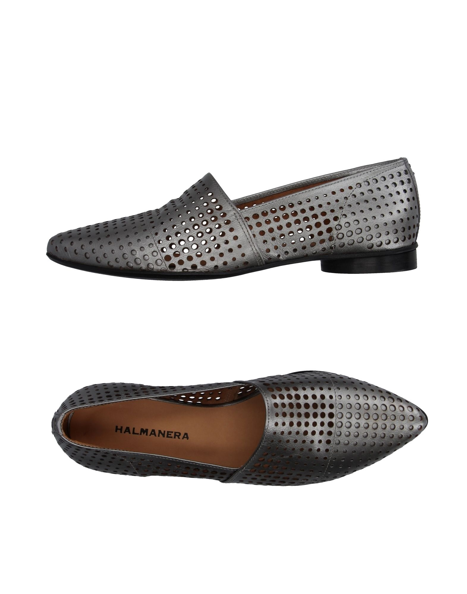HALMANERA Loafers in Grey