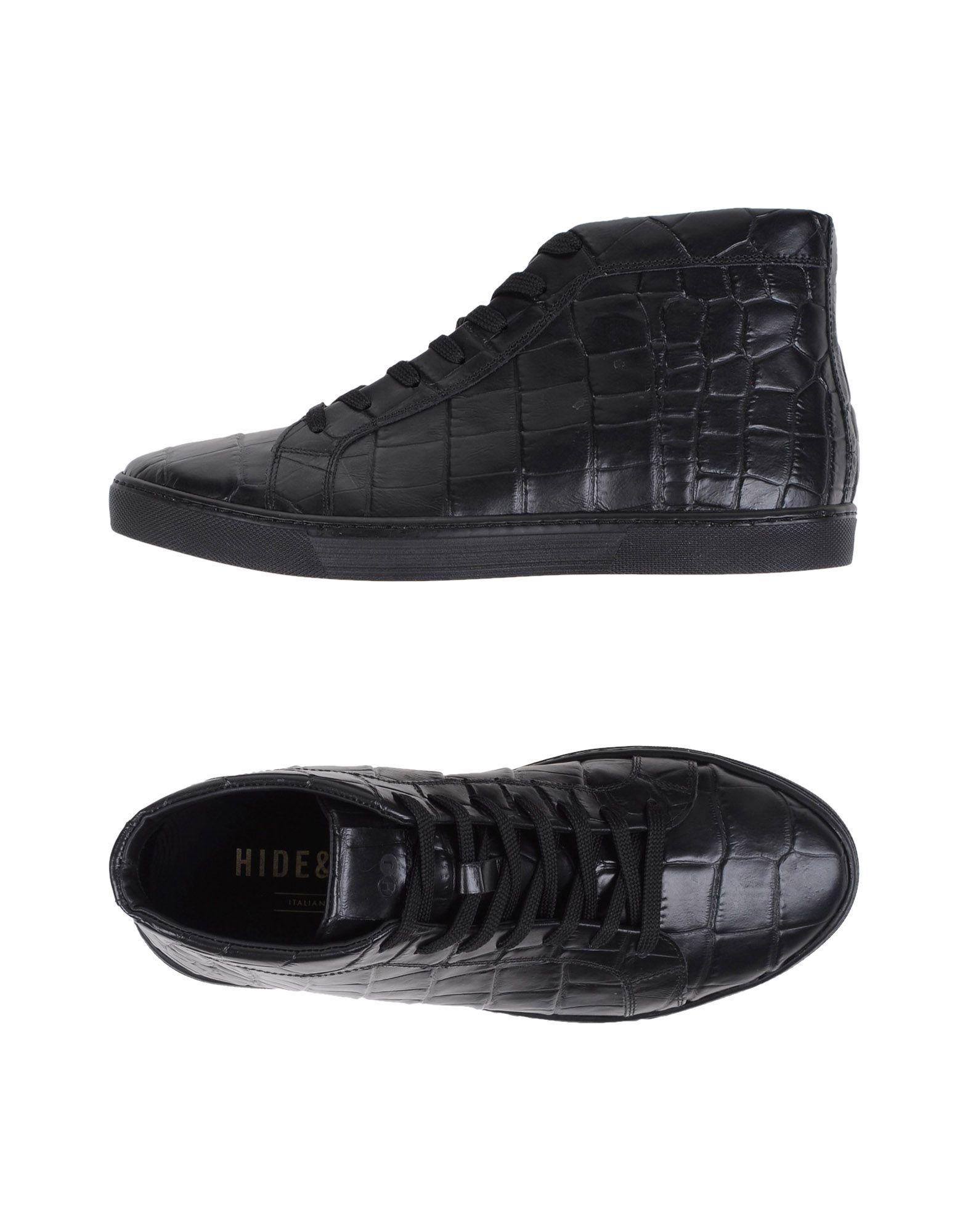 HIDE & JACK Sneakers in Black
