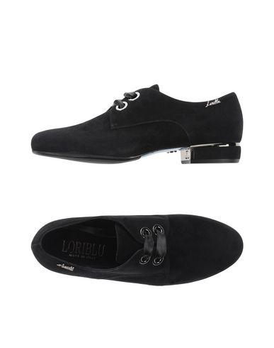 цена  LORIBLU Обувь на шнурках  онлайн в 2017 году
