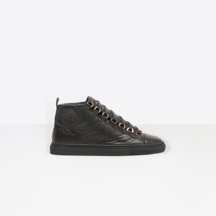 BALENCIAGA High Sneakers Sneakers Shoes Woman f