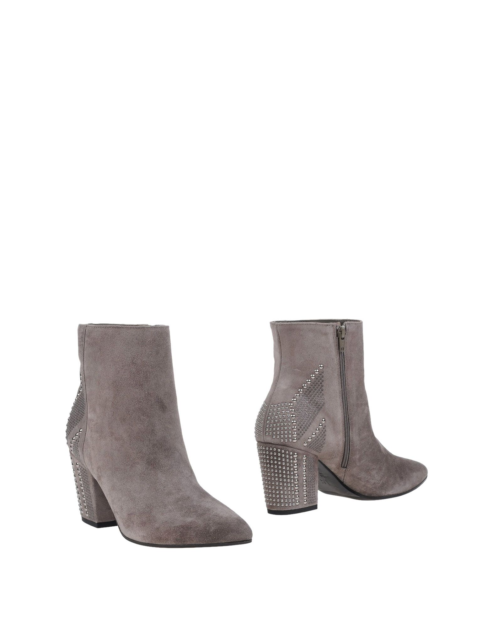 VIC Ankle Boot in Grey