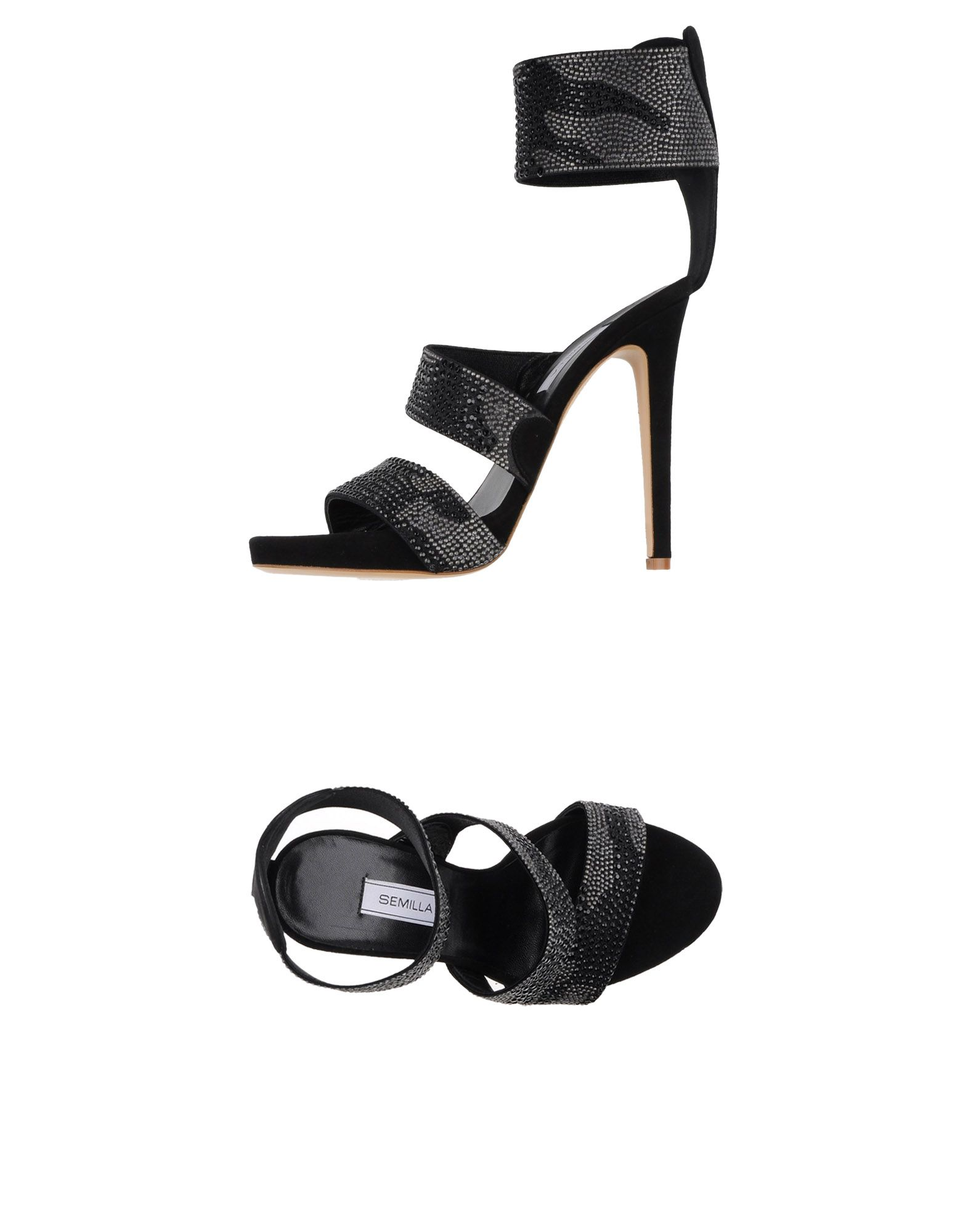 SEMILLA Sandals in Black