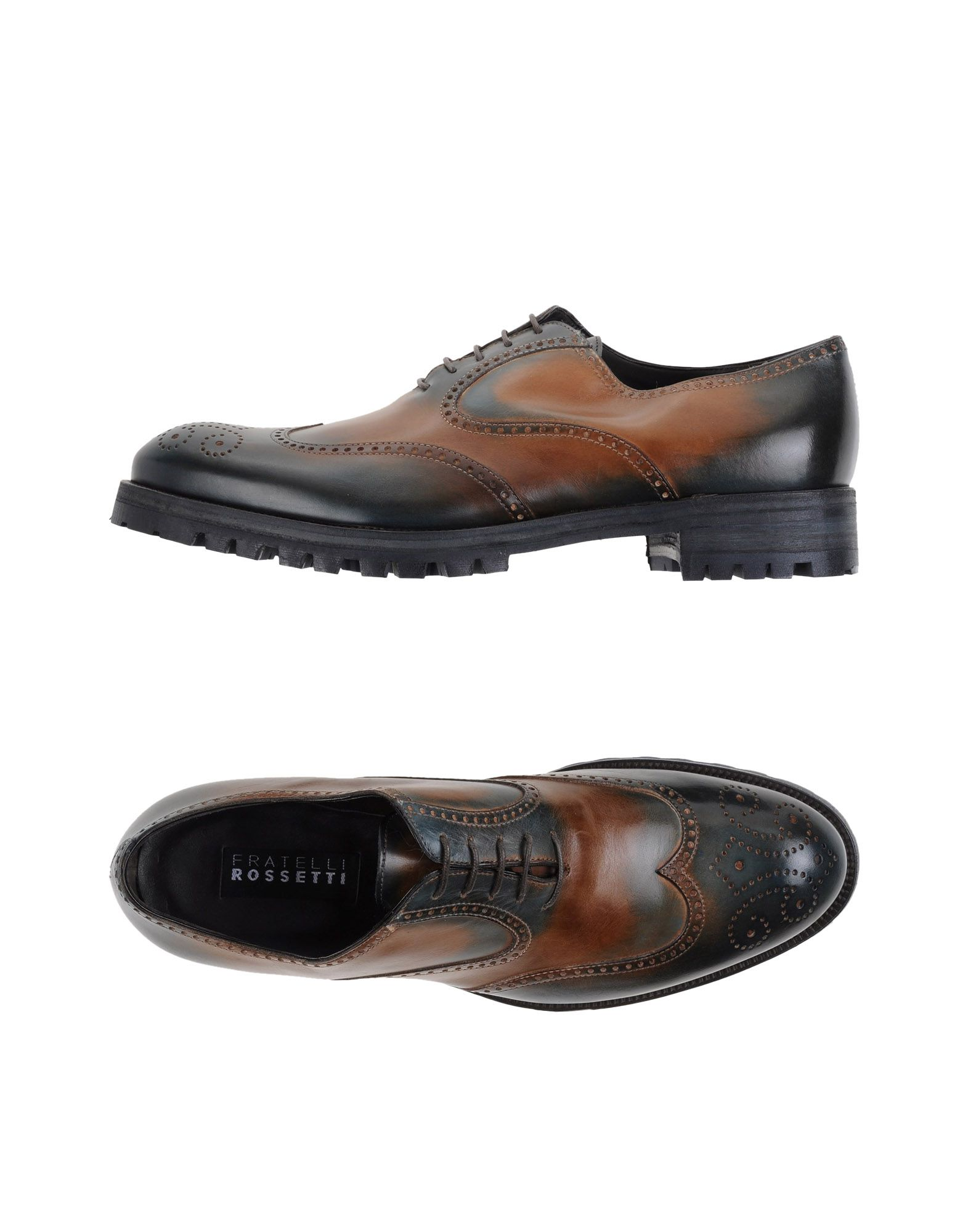 FRATELLI ROSSETTI Обувь на шнурках