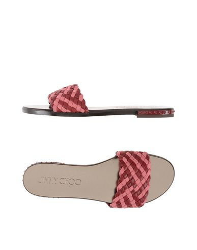 Сандалии JIMMY CHOO LONDON 11100044MW