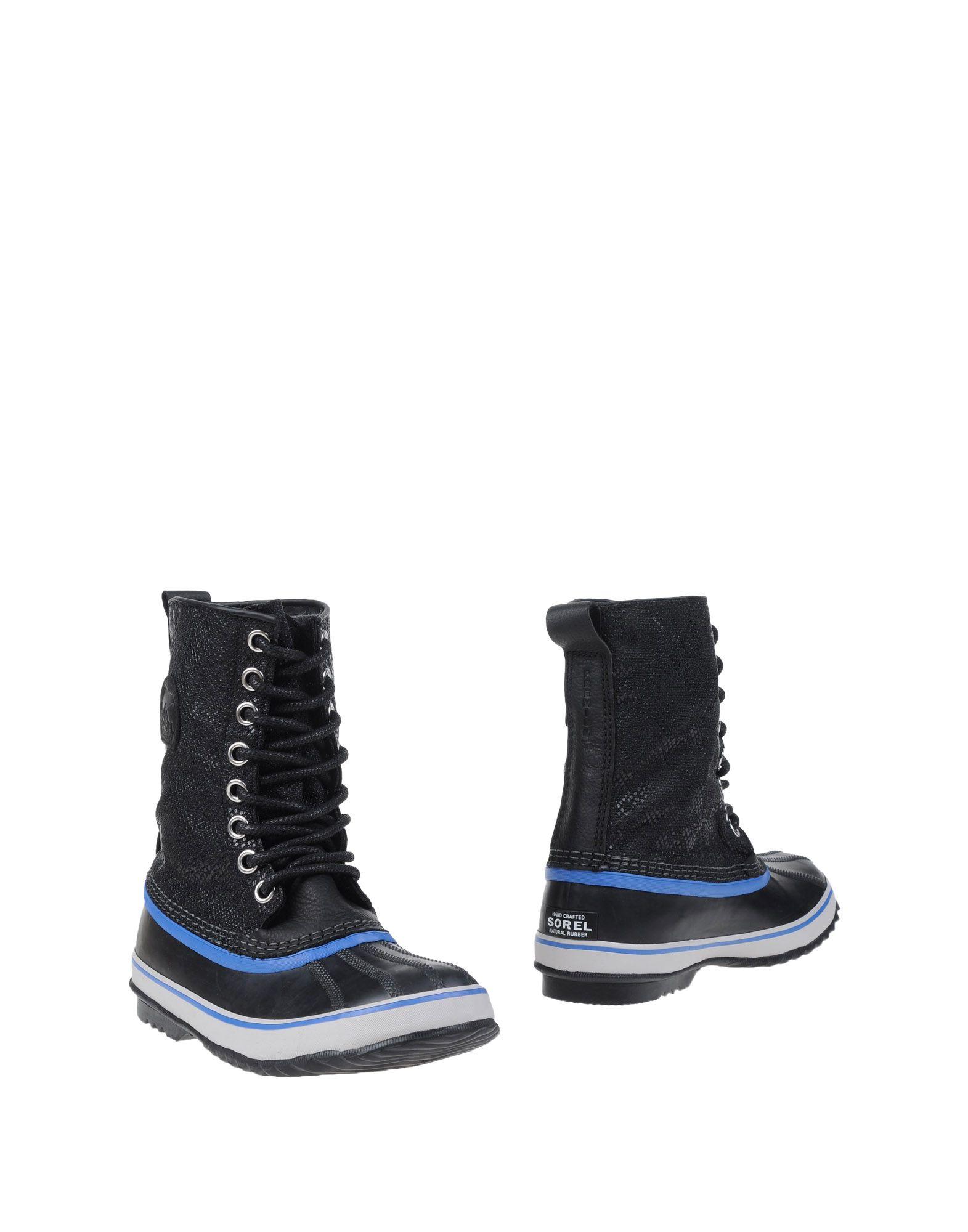 SOREL Полусапоги и высокие ботинки полусапоги sorel полусапоги