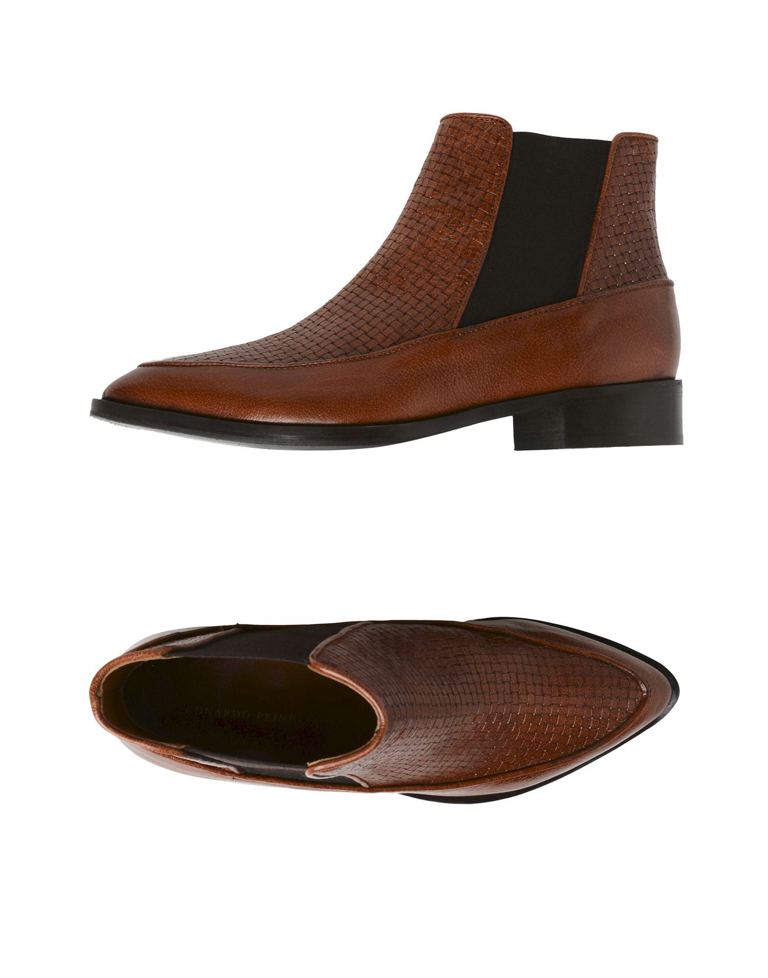 LEONARDO PRINCIPI Полусапоги и высокие ботинки купить футбольную форму челси торрес