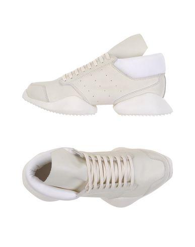 RICK OWENS x ADIDAS Низкие кеды и кроссовки raf simons x adidas низкие кеды и кроссовки