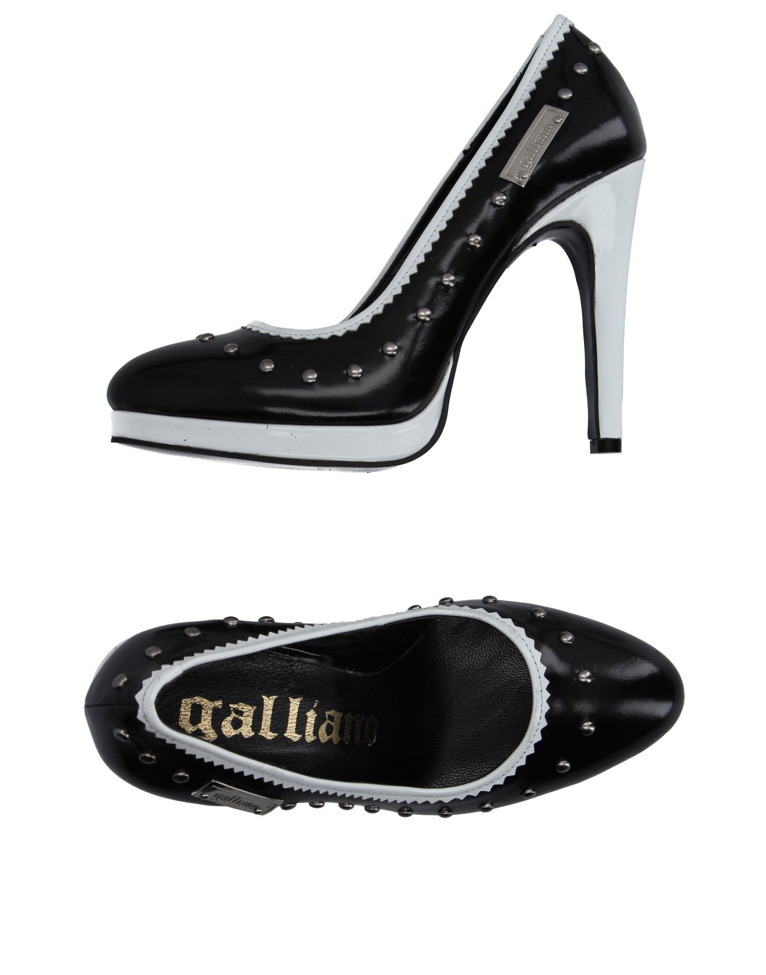 GALLIANO Туфли цены онлайн