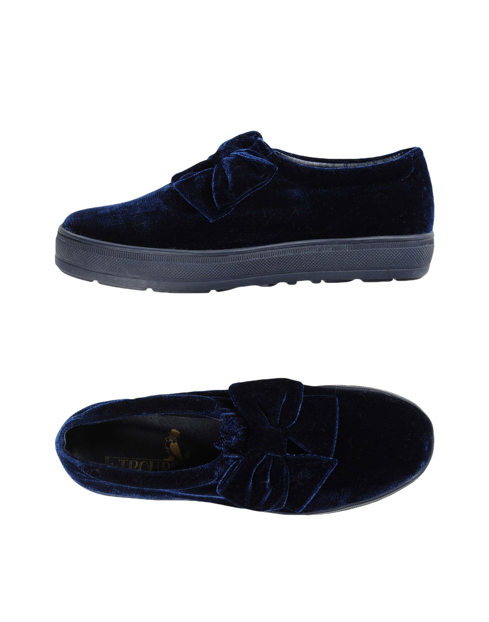 F-TROUPE Sneakers in Dark Blue