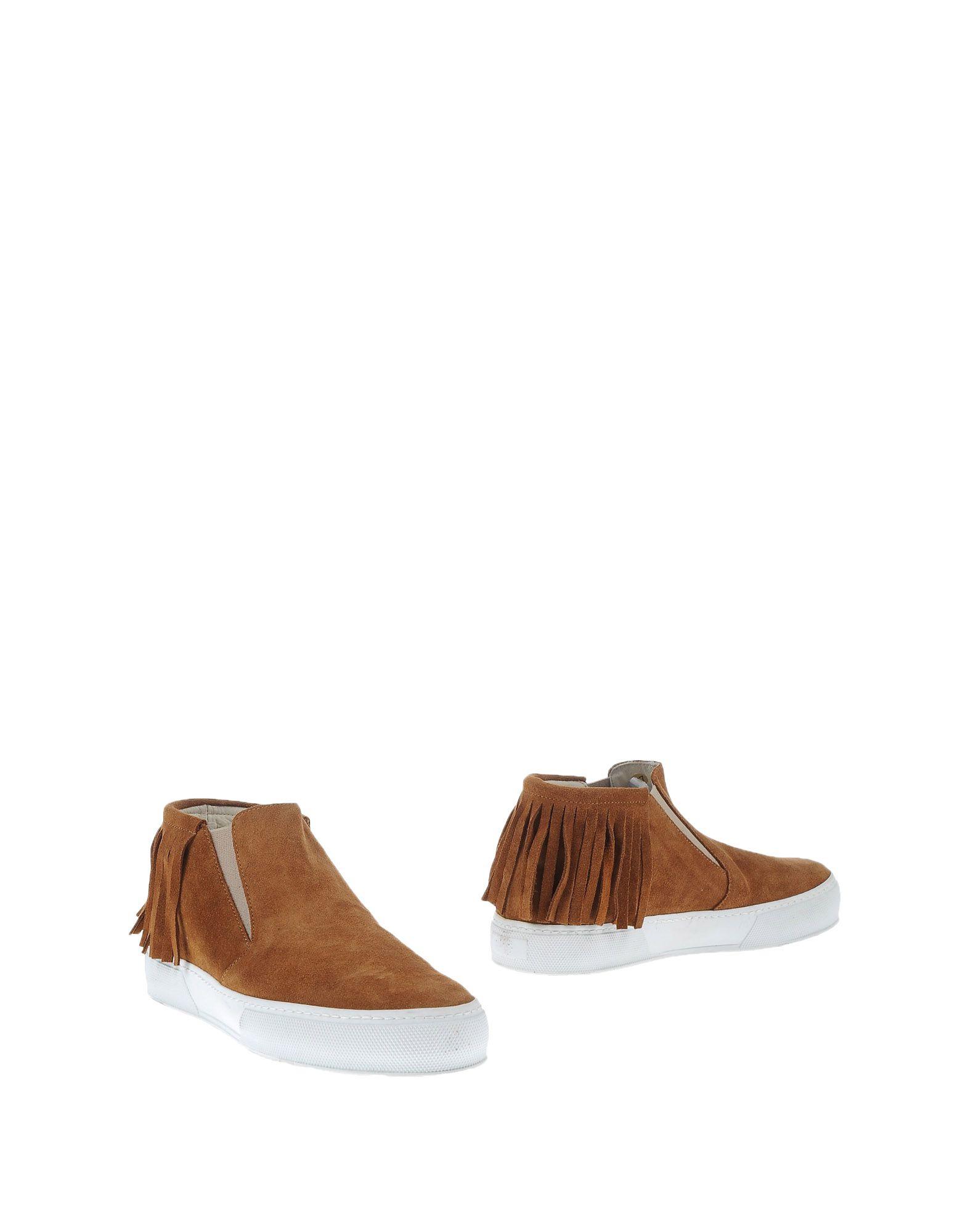 PAUSE Полусапоги и высокие ботинки пуф pause