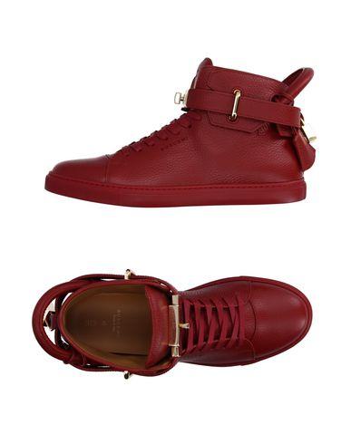 Высокие кеды и кроссовки от BUSCEMI