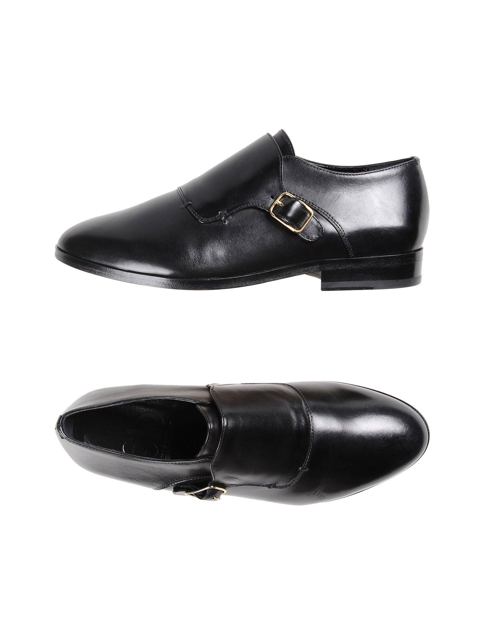 CB CECILIA BRINGHELI Loafers in Black
