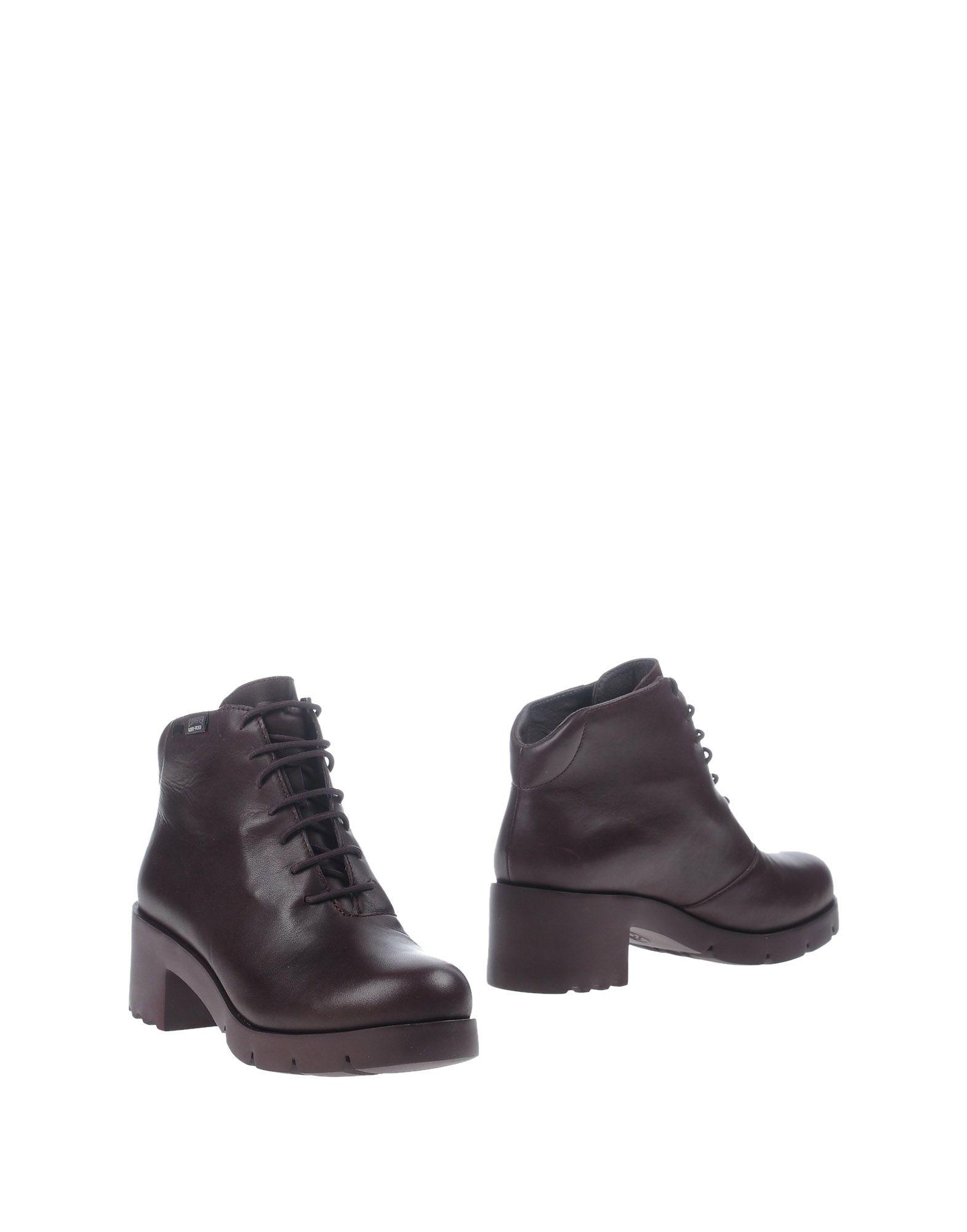 купить CAMPER Полусапоги и высокие ботинки дешево