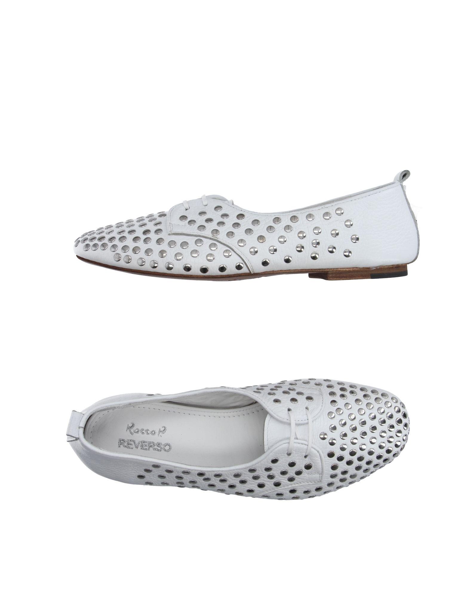 ROCCO P. Обувь на шнурках цены онлайн