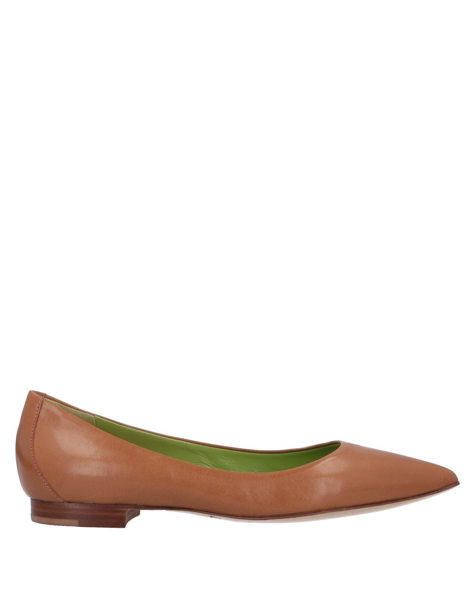 F.LLI BRUGLIA | F.LLI BRUGLIA Ballet Flats 11107175 | Goxip
