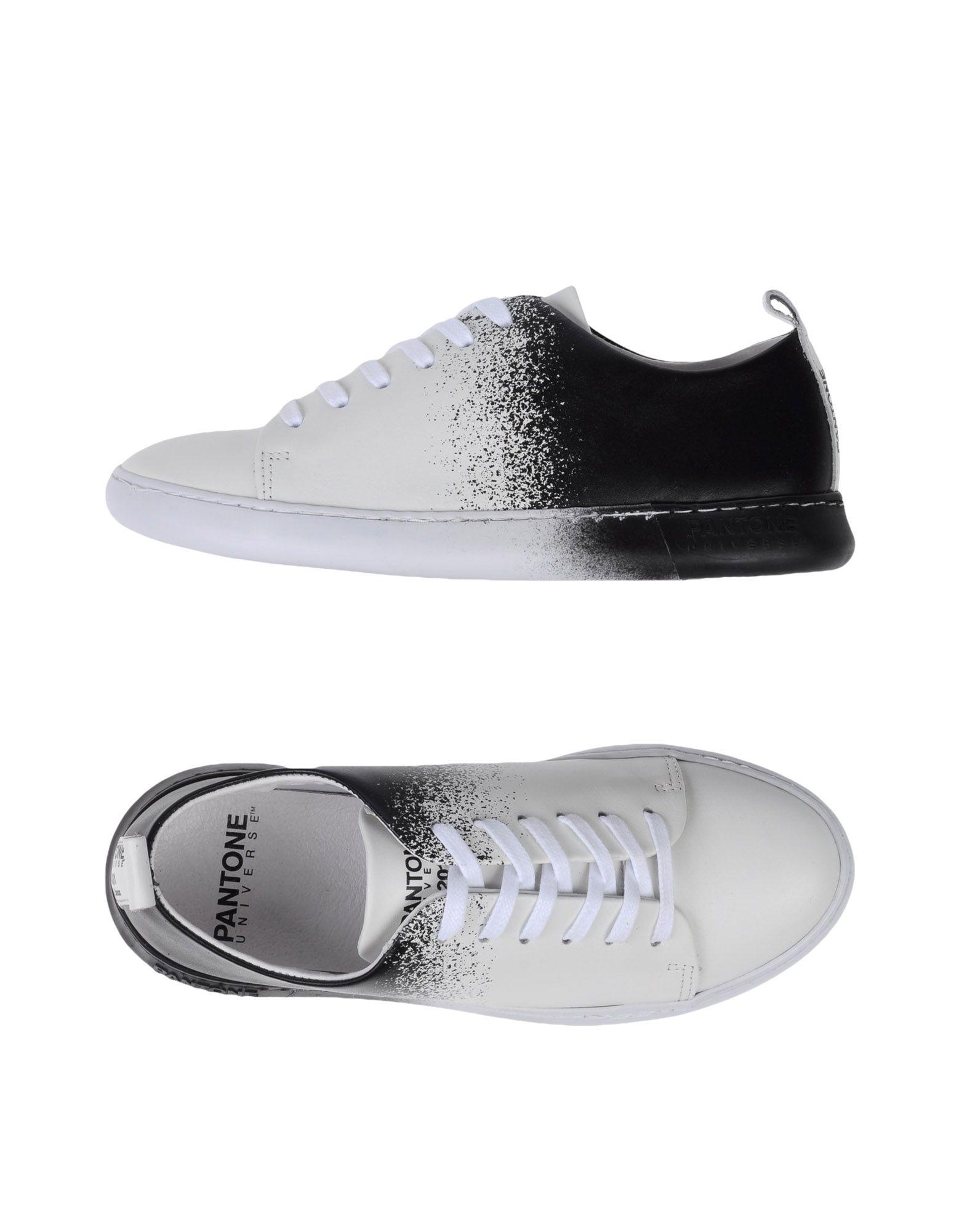 PANTONE UNIVERSE FOOTWEAR Низкие кеды и кроссовки 2017 newest pantone pastel