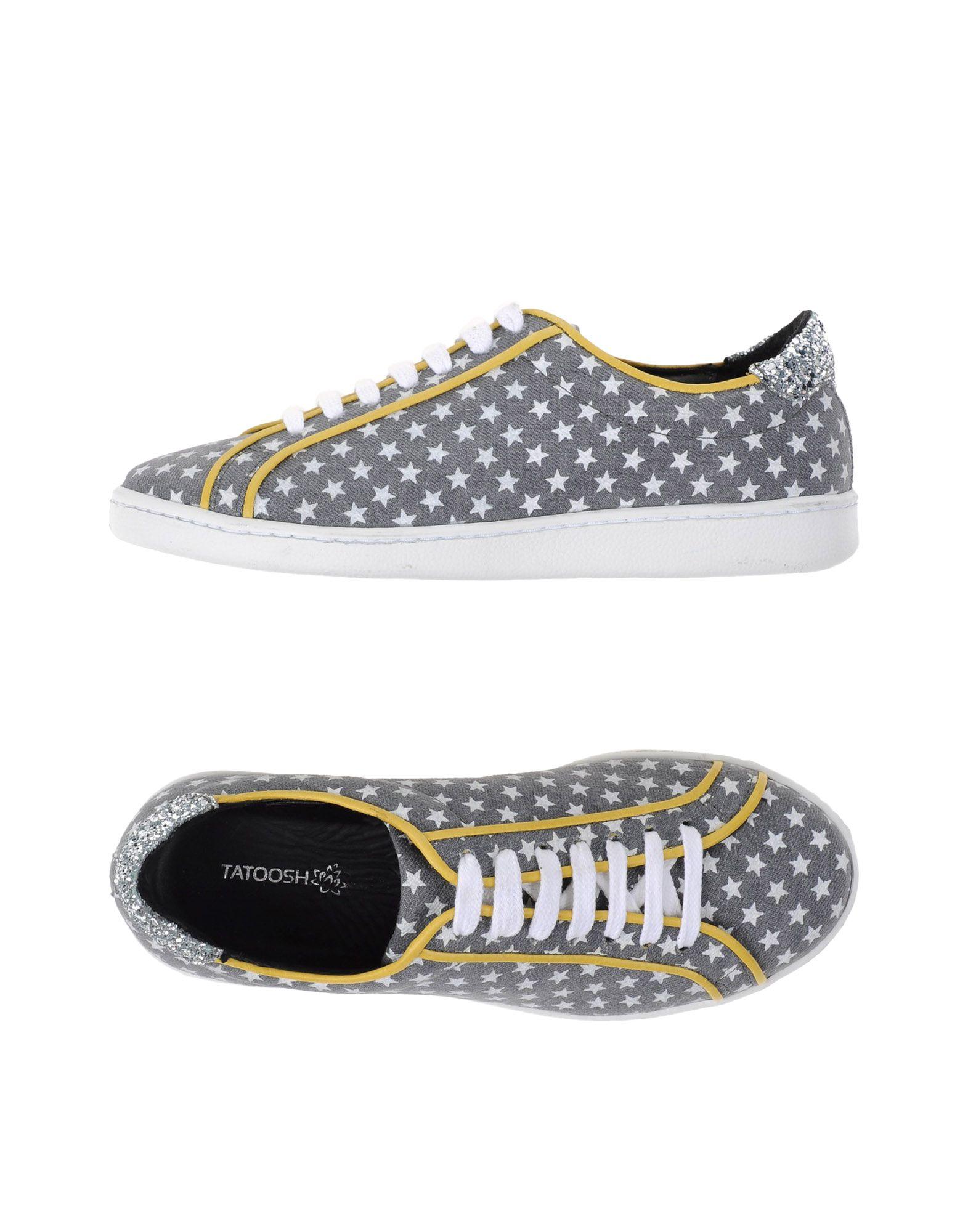 TATOOSH Sneakers in Grey