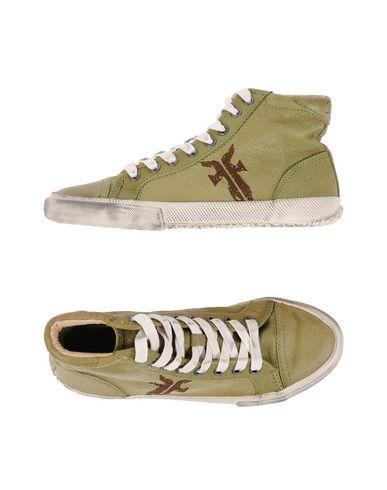 Высокие кеды и кроссовки FRYE 11108558QV