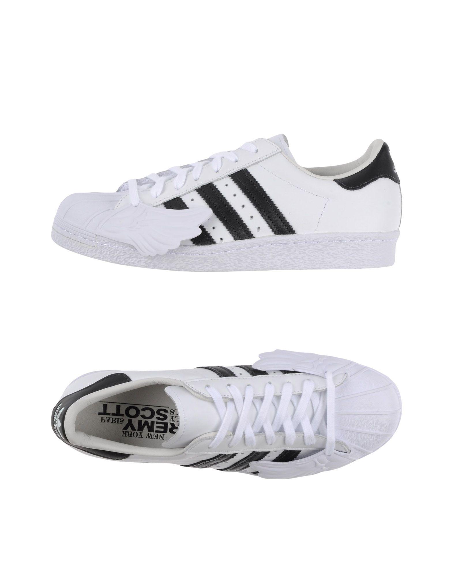 ADIDAS ORIGINALS by JEREMY SCOTT Низкие кеды и кроссовки adidas originals by jeremy scott низкие кеды и кроссовки