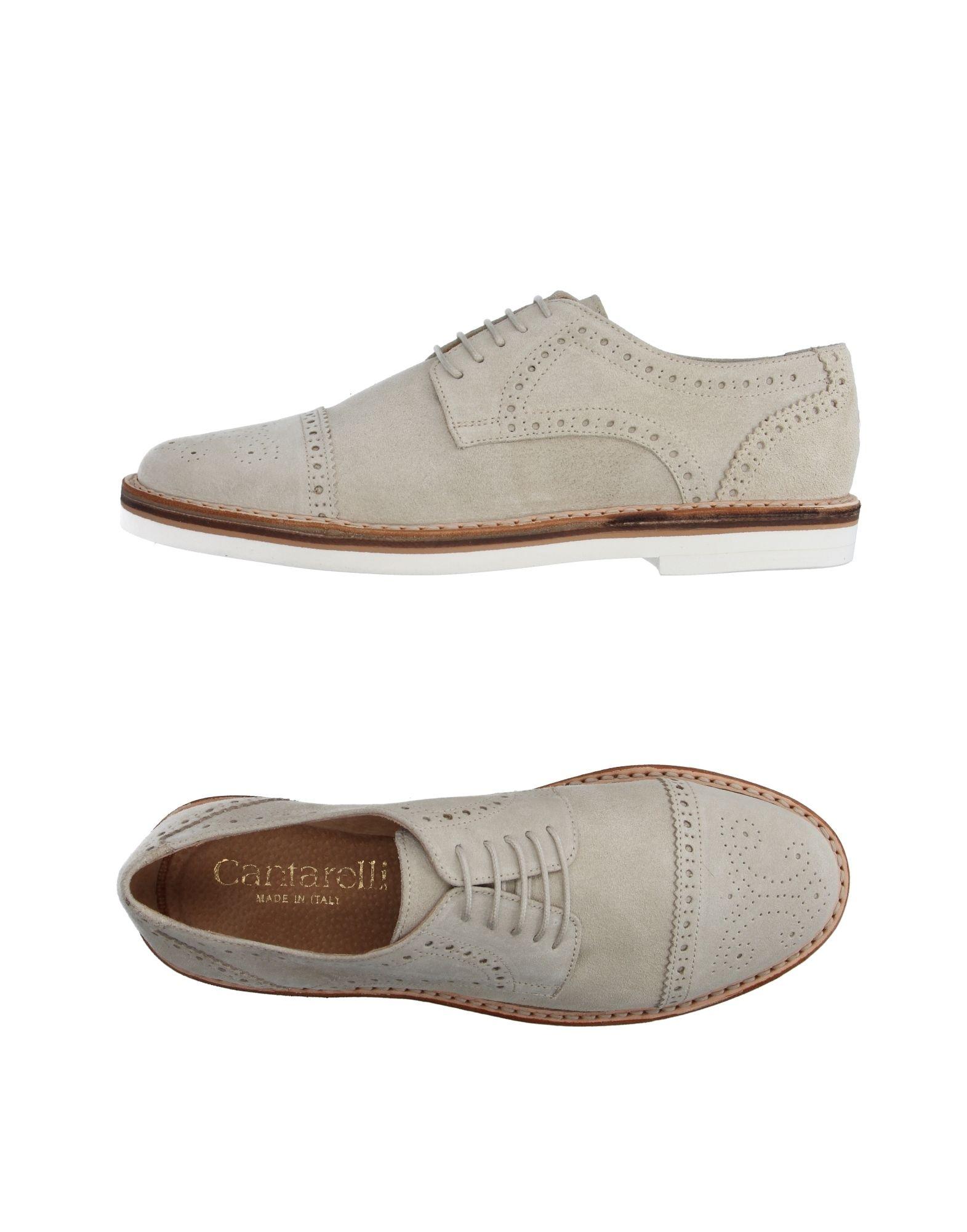 CANTARELLI Обувь на шнурках цены онлайн