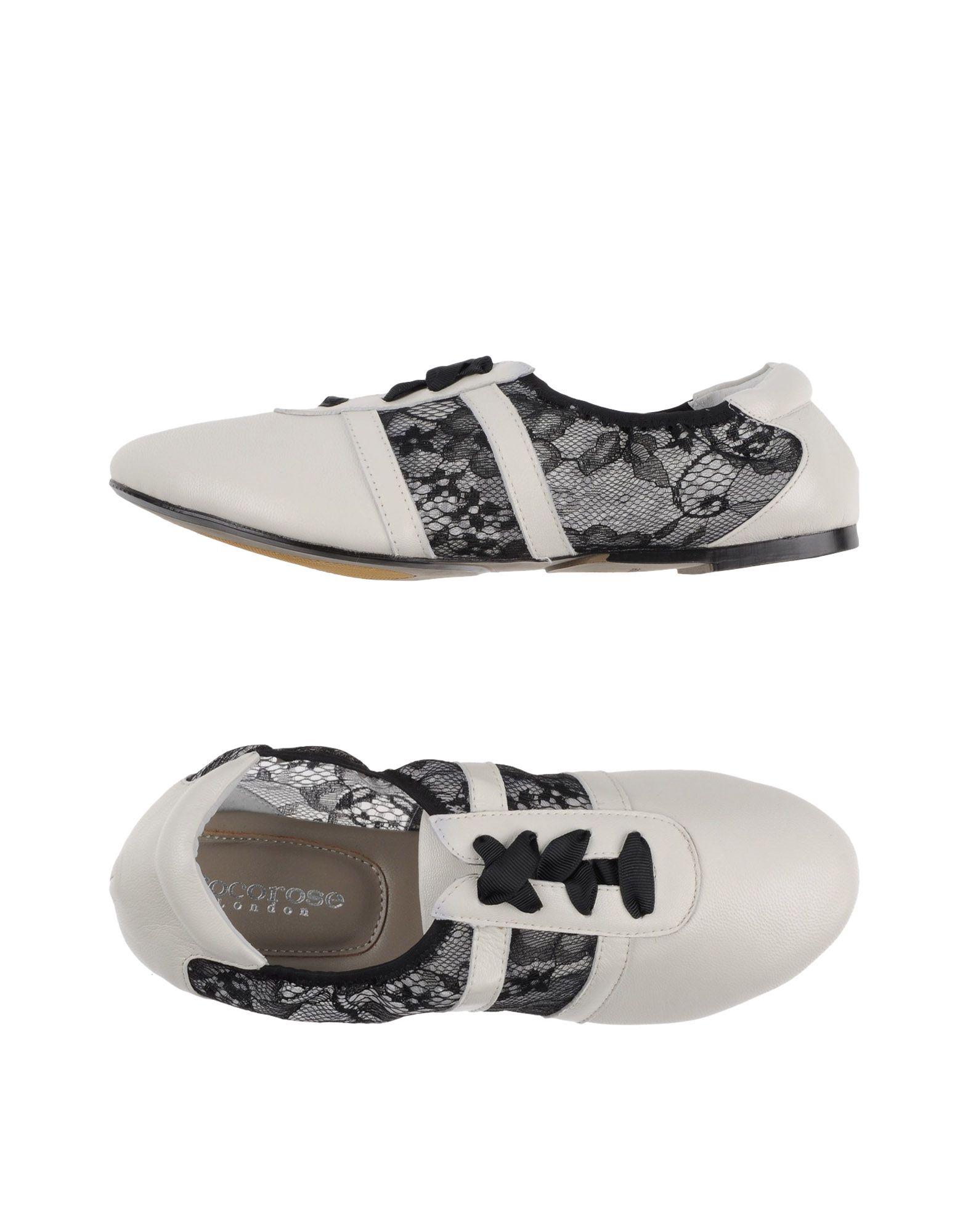 COCOROSE London Обувь на шнурках цены онлайн