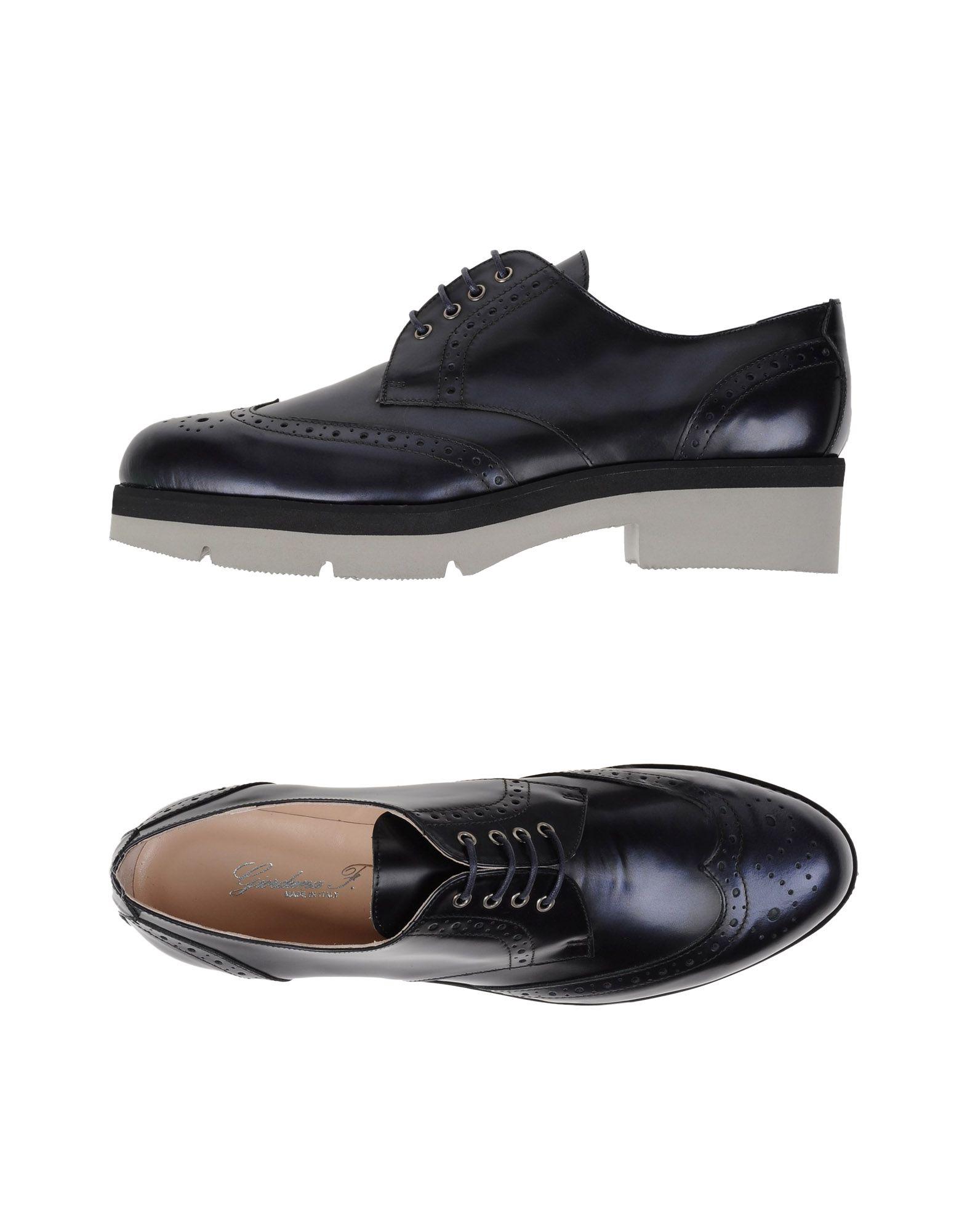 купить GIORDANA F. Обувь на шнурках дешево
