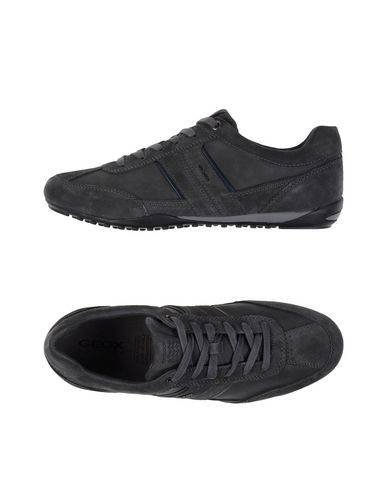 Низкие кеды и кроссовки GEOX 11110407AQ