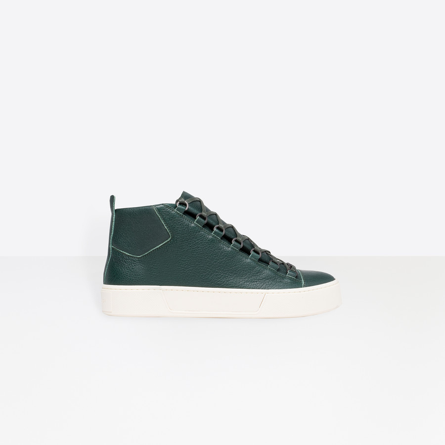 BALENCIAGA Holiday Collection High Sneakers Arena Sneakers U f