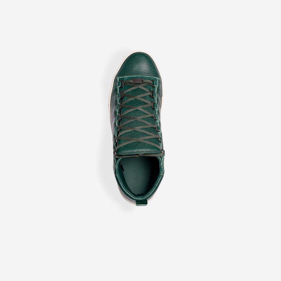 BALENCIAGA Holiday Collection High Sneakers Arena Sneakers Man e