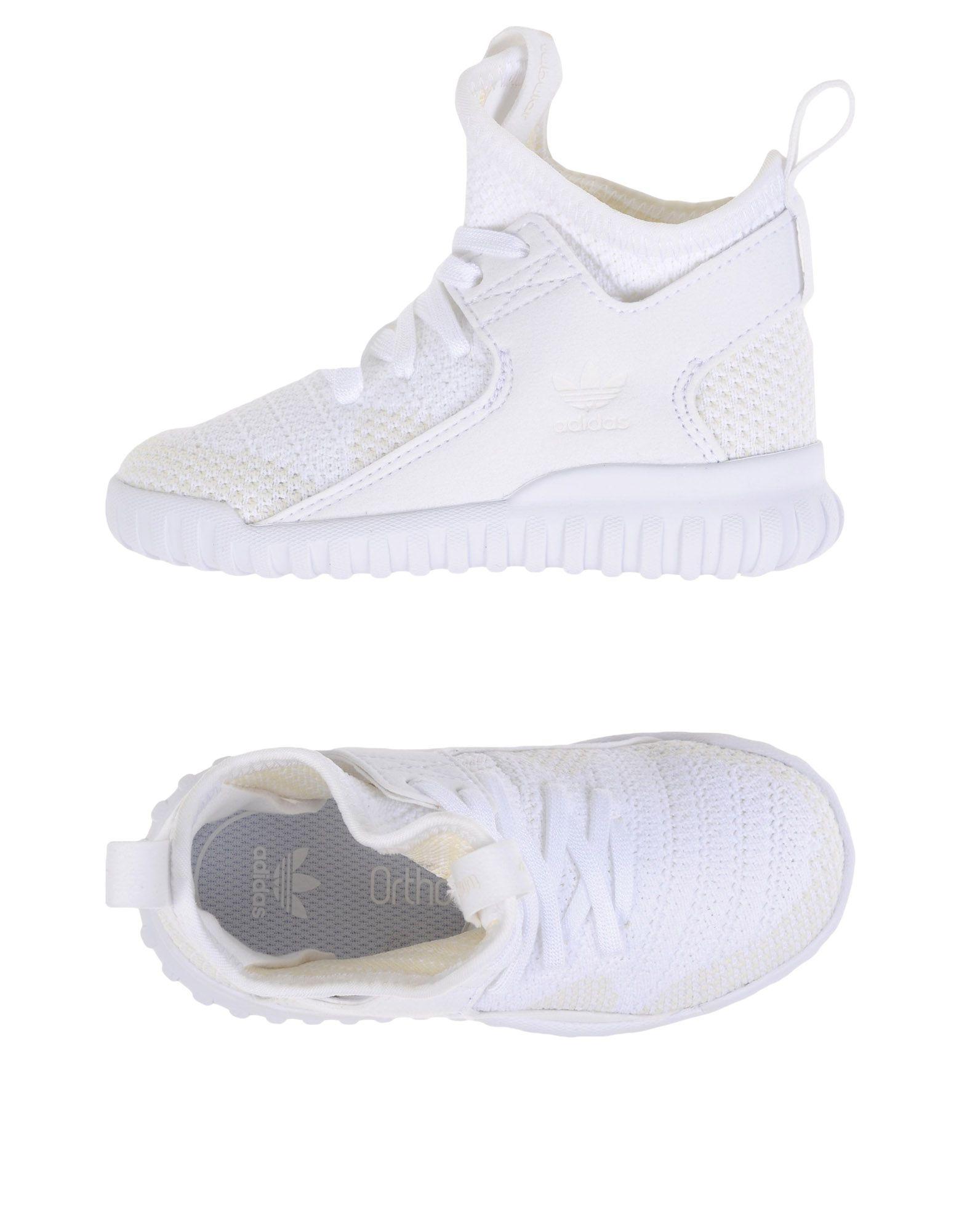 ADIDAS ORIGINALS Jungen 3-8 jahre Low Sneakers & Tennisschuhe Farbe Weiß Größe 20