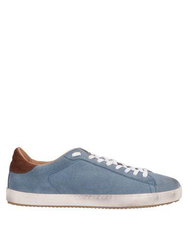 Фото - Низкие кеды и кроссовки от ELEVENTY небесно-голубого цвета