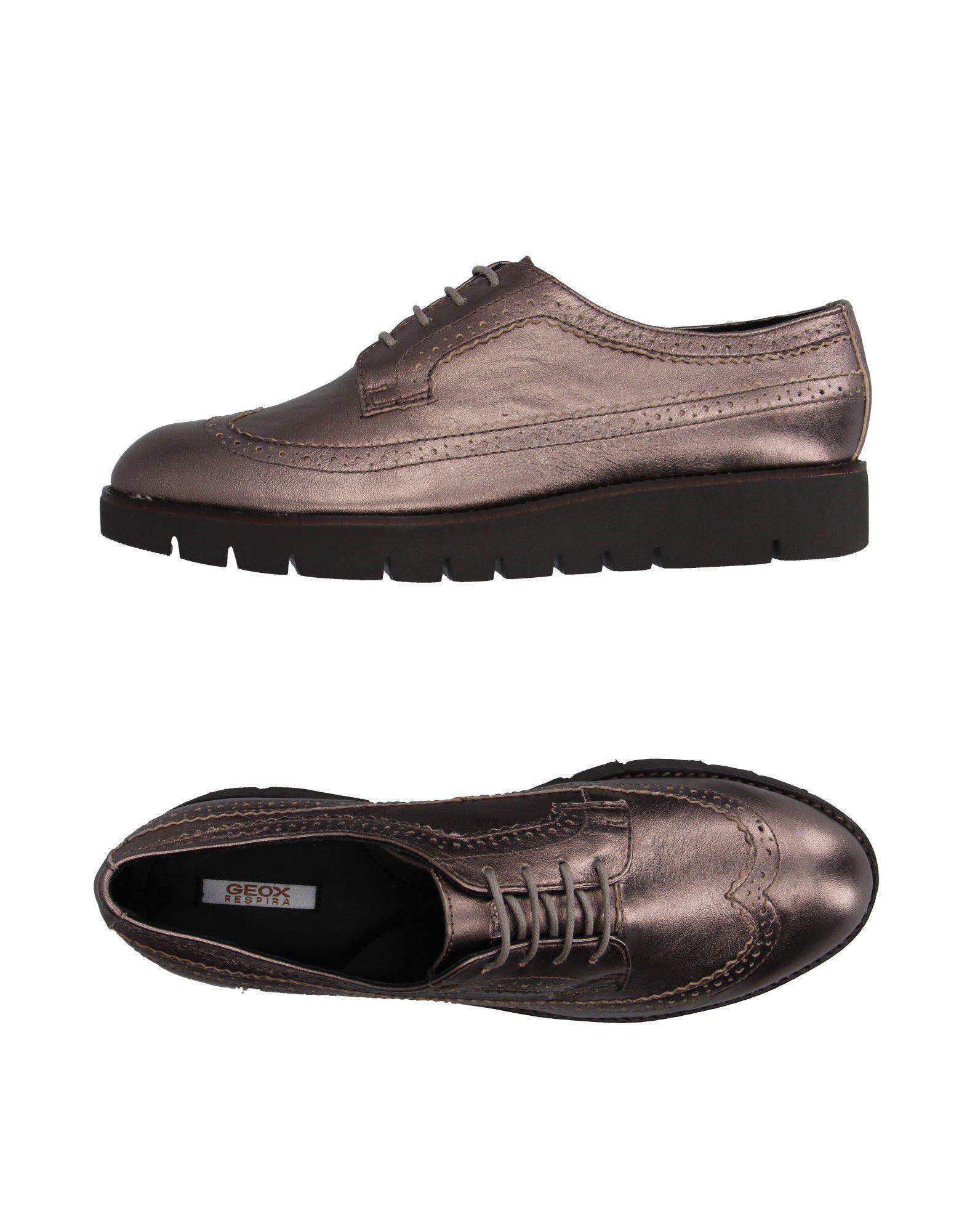 GEOX Обувь на шнурках платья с принтами