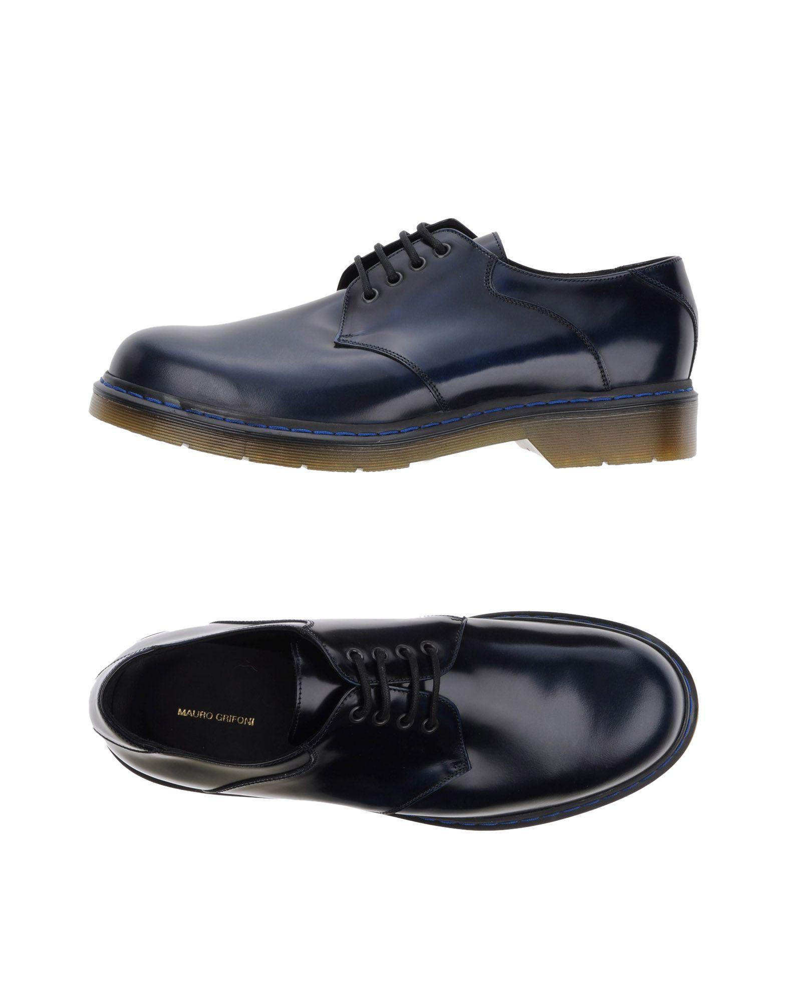 цена MAURO GRIFONI Обувь на шнурках онлайн в 2017 году