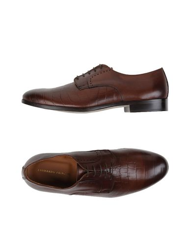 Обувь на шнурках LEONARDO PRINCIPI 11113246SL