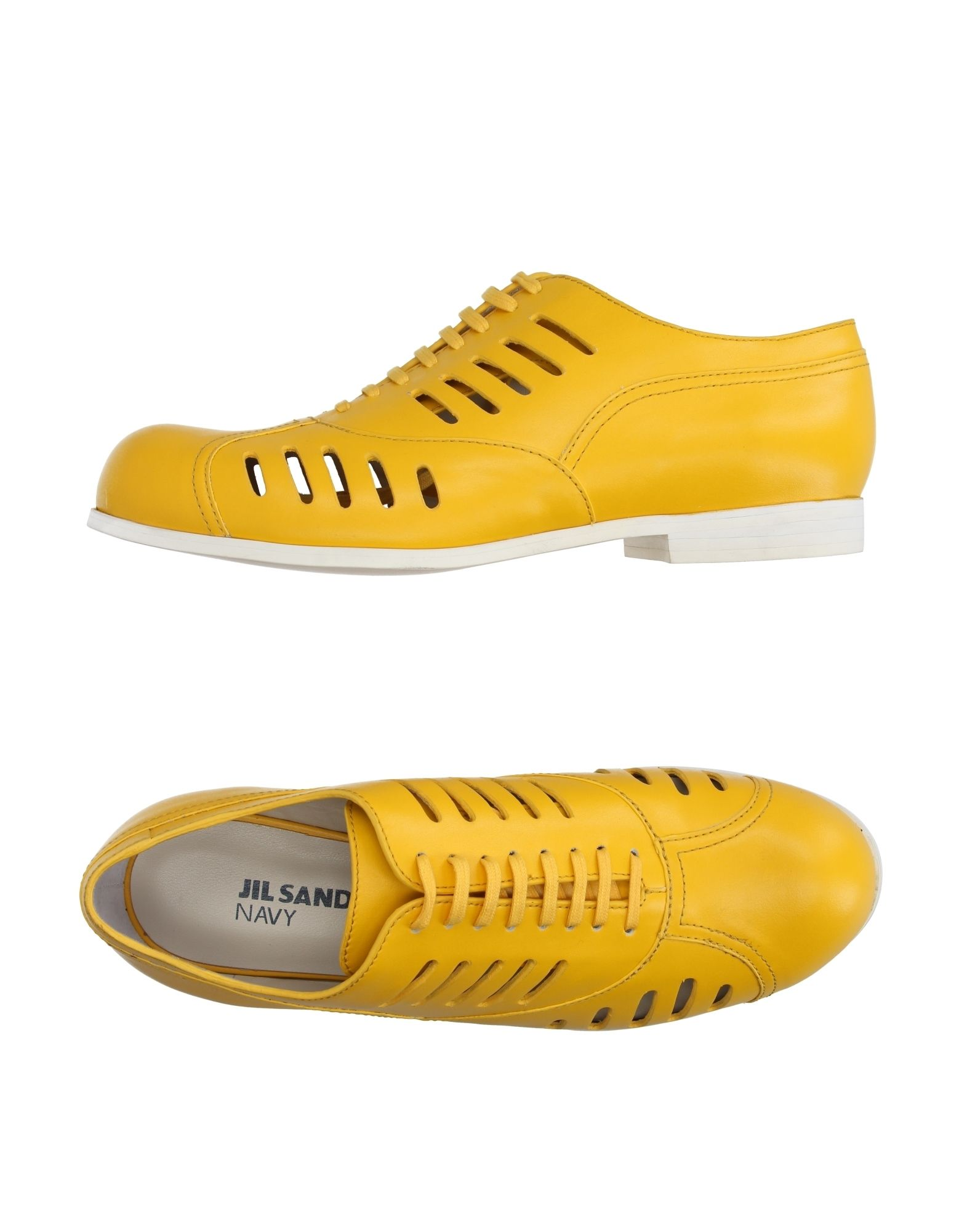 JIL SANDER NAVY Обувь на шнурках antony sander обувь на шнурках