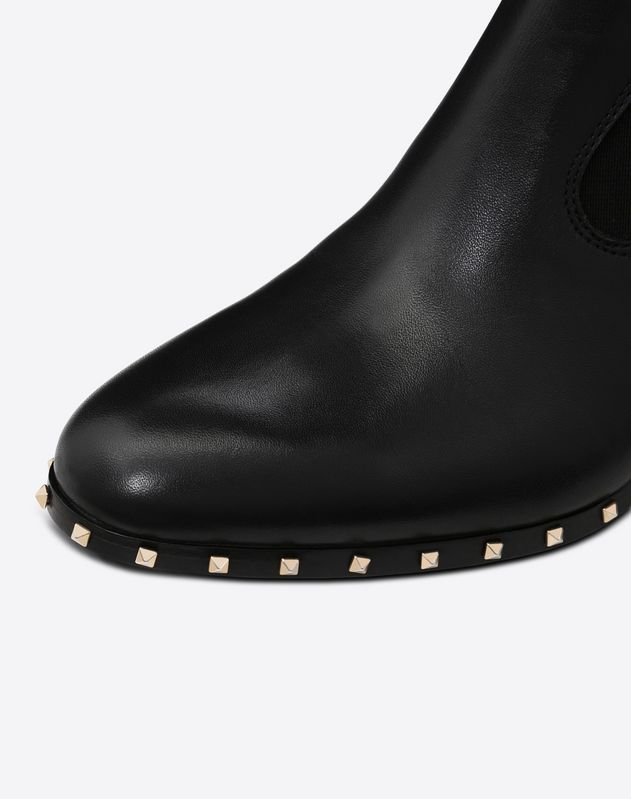 Sole Stud Bootie 70mm